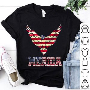4th Of July Merica Usa Flag Merica Usa Eagle Cool Vintage shirt