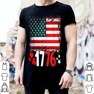 4th Of July U.S. Flag 1776 Independence Day shirt