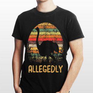 Allegedly Ostrich Vintage shirt