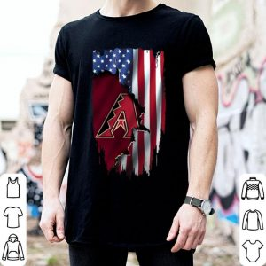 American Flag Arizona Diamondbacks MLB shirt
