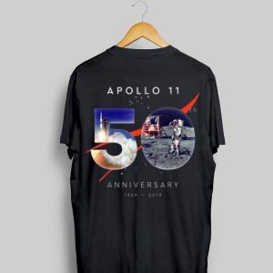 Apollo 11 50th Anniversary 1969 2019 shirt