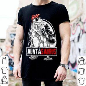 Aunt Saurus Dinosaur Lover Auntie shirt