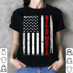 Bills Mafia USA Flag shirt