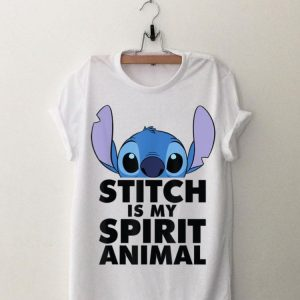 Disney Lilo And Stich Is My Spirit Animal shirt
