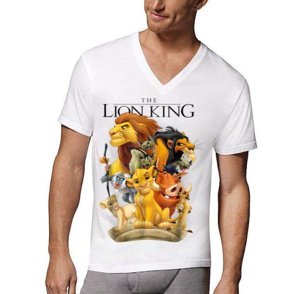 Disney Lion King Pride Land Characters shirt