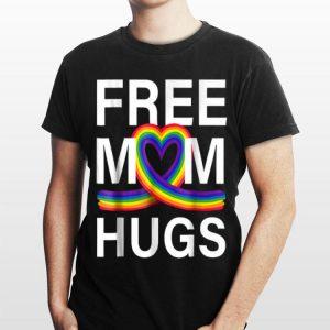Free Mom Hugs LGBT shirt