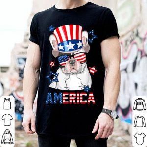 French Bulldog America 4th of July Frenchie shirt