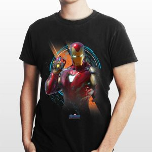 Marvel Avengers Endgame Iron man Time Travel shirt