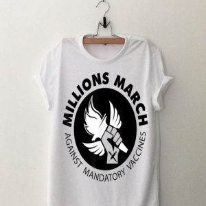 Millions March Against Mandatory Vaccines shirt