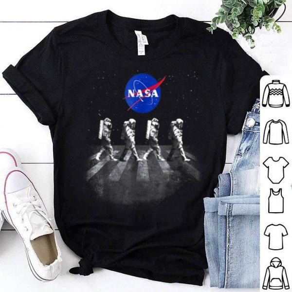NASA Walking Astronauts In Space shirt