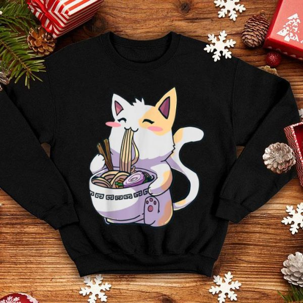 Ramen Cat Kawaii Anime shirt