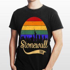 Stonewall 1969 Where Pride Began 50th Anniversary Vintage shirt