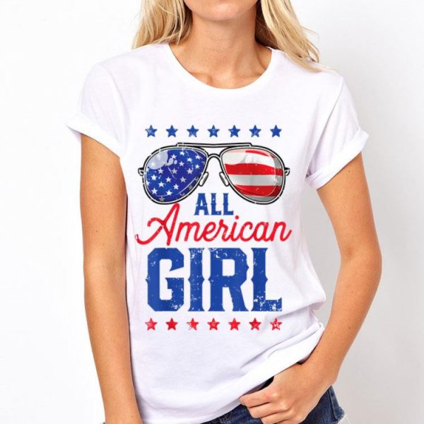 Sunglass All American Girl shirt