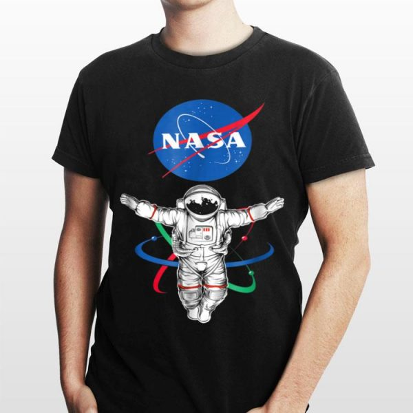 The Astroanaut Atom Nasa shirt