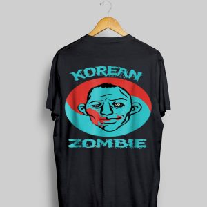 The Korean Zombie shirt