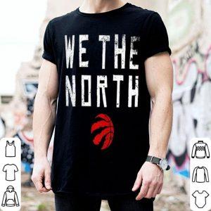 Toronto Raptor We The North NBA shirt