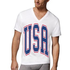 USA Patriotic American Pride 4th Of July shirt