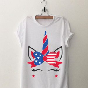 Unicorn American 4th Of July Independence Day shirt