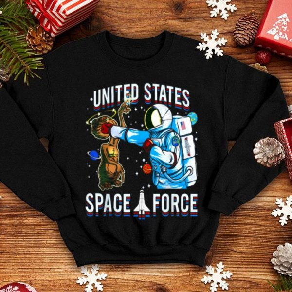 United States Space Force Astronaut Hit Alien shirt
