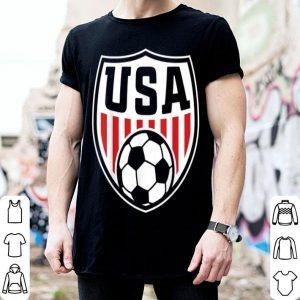 Usa Soccer American Flag 2019 shirt