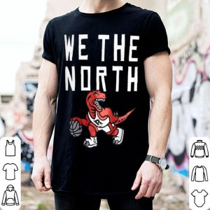 We The North Basketball Toronto Raptor shirt