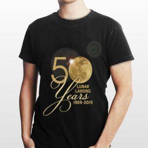50th Anniversary Commemorative Moon shirt