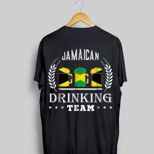 Beer Jamaican Drinking Team shirt