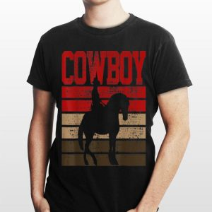 Cowboy Rodeo Horse shirt