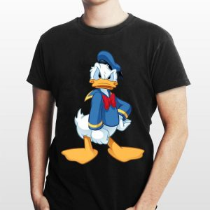 Disney Donald Duck Angry shirt