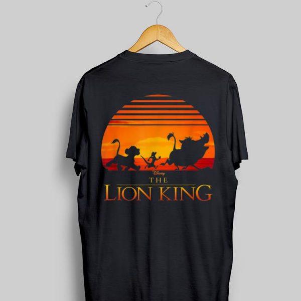 Disney Lion King Sunset Squad shirt