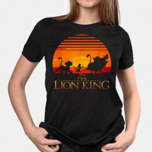 Disney Lion King Sunset Squad shirt 2