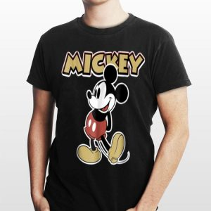 Disney Mickey Mouse Comic shirt