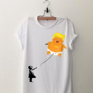 Donald Trump Baby Balloon Girl shirt