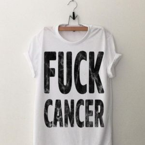Fuck Cancer Breast Cancer Awareness shirt