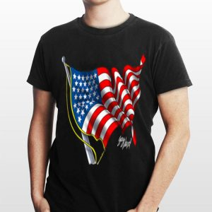 Gary Varvel American Flag 4th of July Indepedndence Day shirt