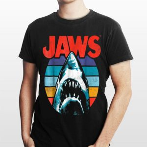 Jaws Shark Vintage Logo shirt