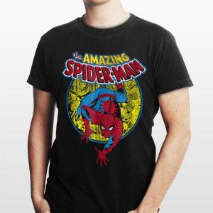 Marvel Amazing Spider Man Vintage Commic shirt
