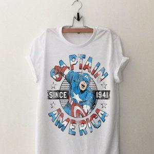 Marvel Captain American Avengers 1941 shirt