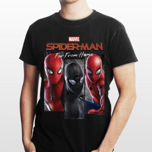 Marvel Spider-Man Far From Home Different Suit shirt