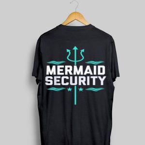 Mermaid Security Trident shirt