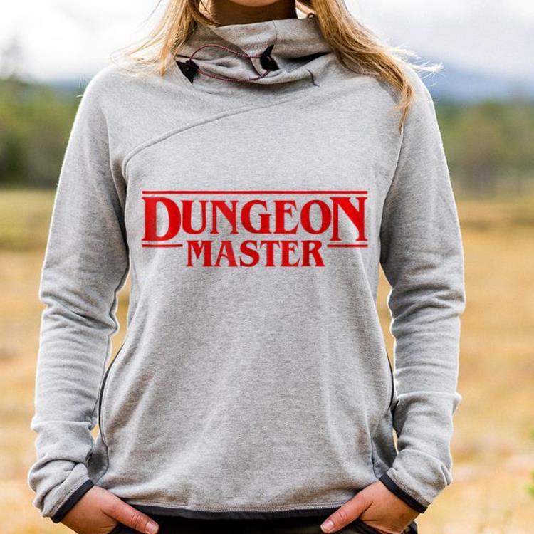 Mock 3 - Dungeon Master Stranger Things shirt