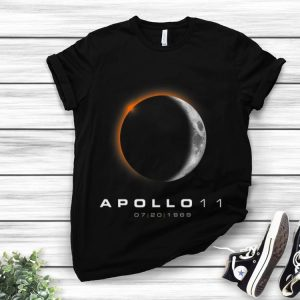 American Solar Eclipse 50th Anniversary Apollo 11 Moon Landing shirt