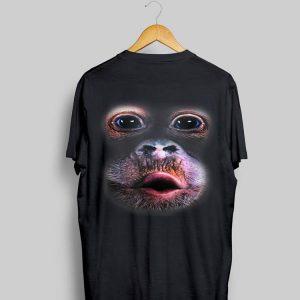 Monkey Stomach Breathing shirt