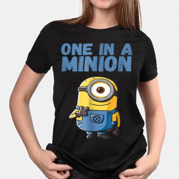 One In A Minion shirt
