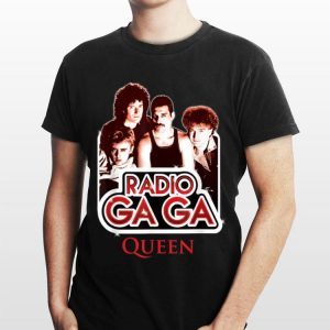 Qeen Radio Ga Ga shirt