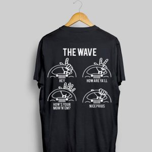 The Wave Jeep shirt