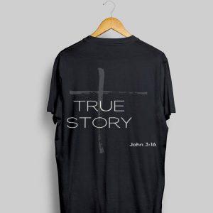 True Story Cross shirt