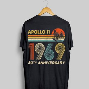 Vintage Apollo 11 50th Anniversary 1969 shirt