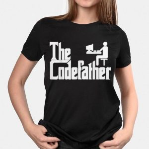 The Codefather Programmer shirt