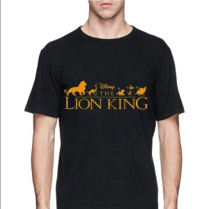 Disney The Lion King Official Movie Logo shirt 2